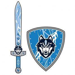 Meč a štít Vlk