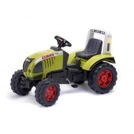 Falk Traktor Claas Arion šlapací zelený