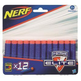 Hasbro NERF Elite náhradní šipky 12ks Pro kluky