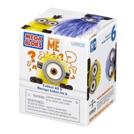 MegaBloks Mega Bloks Minions Mini figurky Serie I