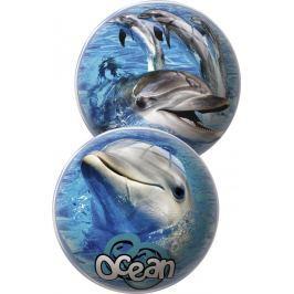 Alltoys Míč delfíni/rybičky/mušle 23cm