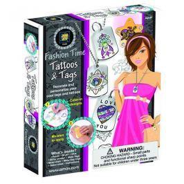 EPline Fashion Time, výroba tetování, přívěšků