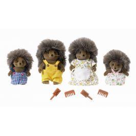 Rodina ježků