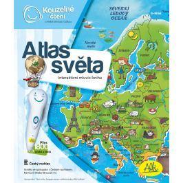 Albi Kouzelné čtení Kniha Atlas světa