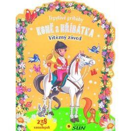 Koně a hříbátka - Vítězný závod