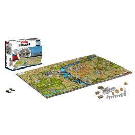 4DCity Puzzle - Praha