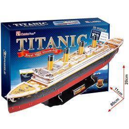 Puzzle 3D Titanic – 113 dílků