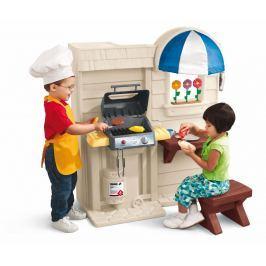 MGA Little Tikes Interaktivní kuchyňka 2v1