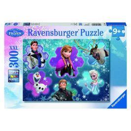 Ravensburger Puzzle Disney Ledové království - Ledová královna, 300 dílků