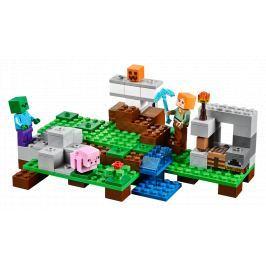 LEGO® Minecraft™ LEGO® Minecraft™ 21123 Železný golem