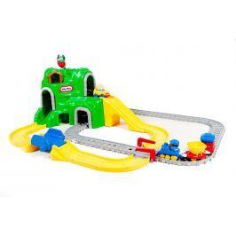 MGA Little Tikes Autodráha se železnicí