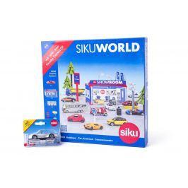 SIKU World - autosalón + dárek