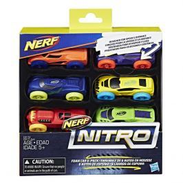 Hasbro Nerf Nitro náhradní nitro 6 ks Pro kluky