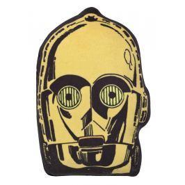 EPline Dekorativní polštář Star Wars C-3PO
