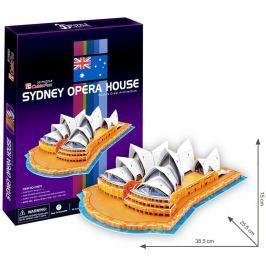 Puzzle 3D Opera v Sydney – 58 dílků