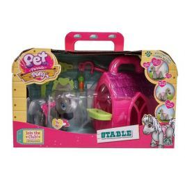 EPline Pet Parade poník sada kufřík