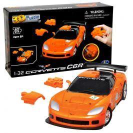 3D Puzzle 1:32 Corvette C6R