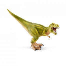 Prehistorické zvířátko - Tyrannosaurus Rex světle zelený s p