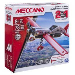 Spin Master Meccano letadlová sada 2 v 1
