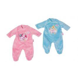 Zapf Creation Baby born® Sametový overal