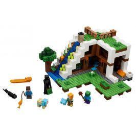 LEGO® Minecraft™ LEGO® Minecraft™ 21134 Základna ve vodopádu