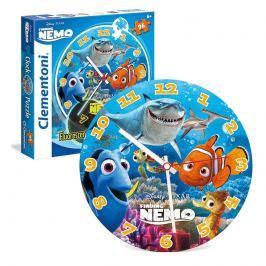 Puzzle CLOCK Nemo 96 dílků
