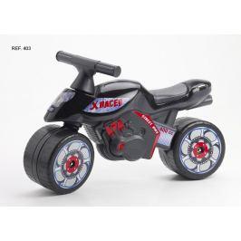 Falk Odstrkovadlo - motorka černá