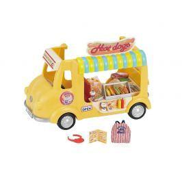 Pojízdný obchod s Hot dogy