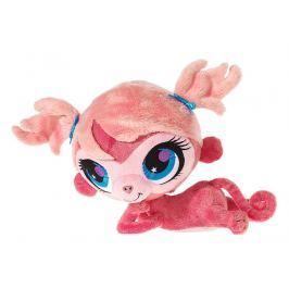 Littlest Pet Shop Plyšový Little Pet Shop Opička Minka 25 cm