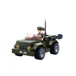 EPline Transportní Jeep 83 dílků