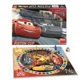 Dino Cars 3: Piston cup race dětská hra
