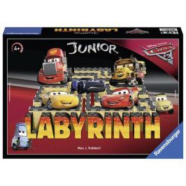 Labyrinth Junior Disney Auta 3