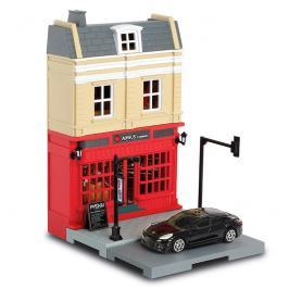 Sada Steak house + kovový model auta 1:64