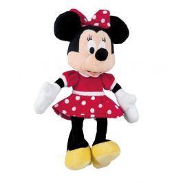 Dino Disney plyš 25 cm - Minnie v červených šatech