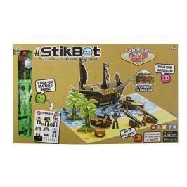 EPline Stikbot filmařská sada pirátská loď nebo farma