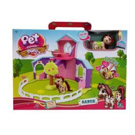 EPline Pet Parade poník hrací sada ranč
