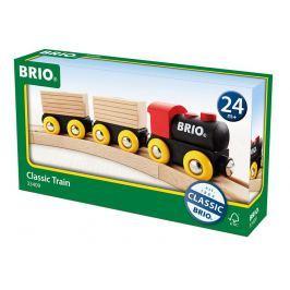 Dřevěná série klasic Vlaková souprava