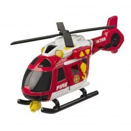 Teamsterz Hasičská helikoptéra se zvukem a světlem Pro kluky
