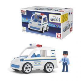 Igráček IGRÁČEK MULTIGO Policejní auto s policistou