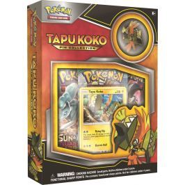 Pokémon: Tapu Koko Pin Collection (1/24)