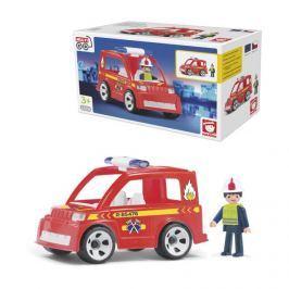 Igráček IGRÁČEK MULTIGO Hasičské auto s hasičem