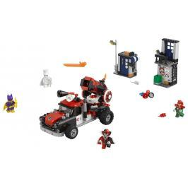 LEGO® The Batman Movie THE LEGO® BATMAN MOVIE 70921 Harley Quinn™ a útok dělovou koulí