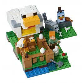 LEGO® Minecraft™ LEGO® Minecraft™ 21140 Kurník