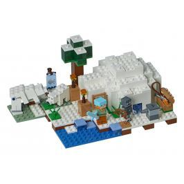 LEGO® Minecraft™ LEGO® Minecraft™ 21142 Iglú za polárním kruhem