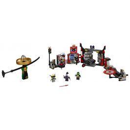 LEGO® NINJAGO™ LEGO® NINJAGO® 70640 S.O.G. Základna