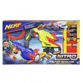 Hasbro NERF Nitro Duelfury demolition