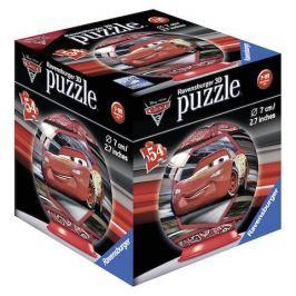 Puzzle Disney Auta 3 Puzzleball 54 dílků