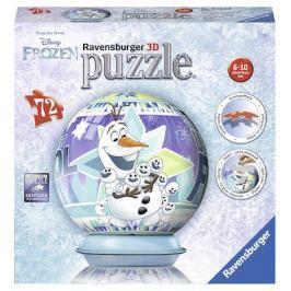 Puzzle Disney Ledové království - Olafovo dobrodružství 72 d