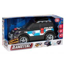 Teamsterz policejní jeep se zvukem a světlem Pro kluky