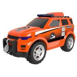 Teamsterz terénní jeep se zvukem a světlem Pro kluky